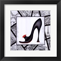 Framed City Shoes II