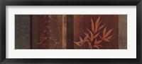 Framed Leaf Silhouette II