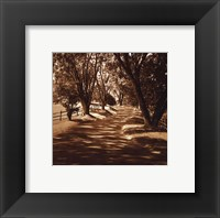 Framed Ash Lawn II - petite