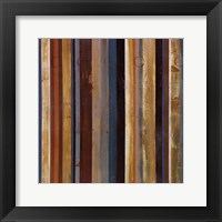 Stripes I - mini Framed Print