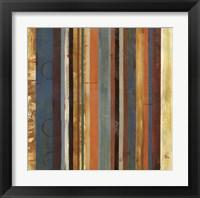 Framed Stripes II