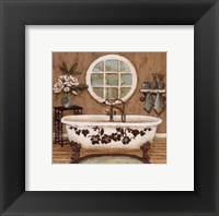 Country Inn Bath I Framed Print