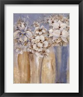 Garden Party II Framed Print