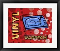 Framed Vinyl