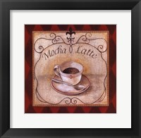 Framed Cafe Noir
