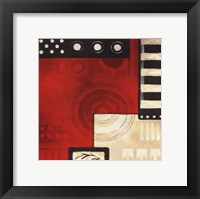 Concentrics II Framed Print