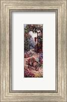 Framed Garden Harmony