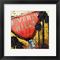 Framed Beverly Hills