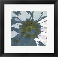 Framed Daisy Square II
