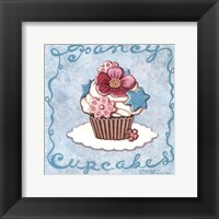 Framed Fancy Cupcakes