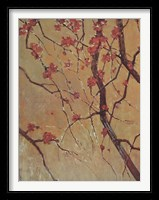 Framed Blossom Panel II (detail)