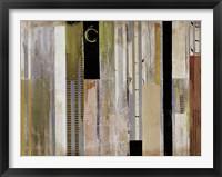 Framed Horizon Lines I
