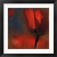 Framed Elegant Blaze II