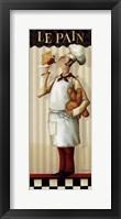 Chef's Masterpiece III Framed Print