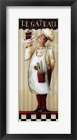 Chef's Masterpiece IV Framed Print
