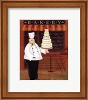 Framed Chef's Specialties IV