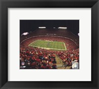 Framed Arrowhead Stadium 2010