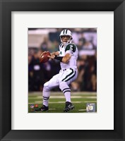 Framed Mark Sanchez 2010 Action