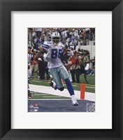 Framed Dez Bryant 2010 Action