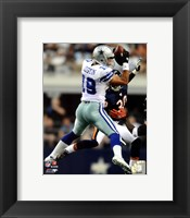 Framed Miles Austin 2010 Action