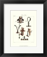 Framed Nautical Details VI