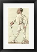 Framed Vanity Fair Fencing