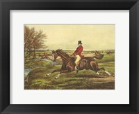 Framed English Hunt II
