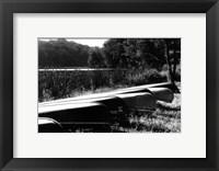 Framed Lake Living II