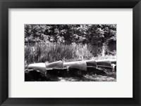 Framed Lake Living IV