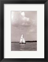 Framed Ocean Breeze IV
