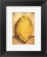 Framed Citrus Comfort II