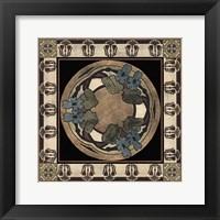 Framed Arts & Crafts Motif I