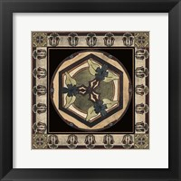 Framed Arts & Crafts Motif II