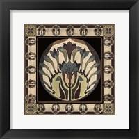 Framed Arts & Crafts Motif III