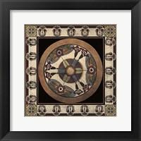 Framed Arts & Crafts Motif IV