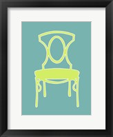 Framed Small Graphic Chair I (U)
