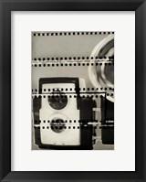 Framed Camera Obscura I