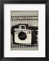 Framed Camera Obscura II