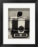 Framed Camera Obscura III