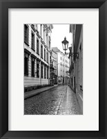 Framed Streets of Prague III