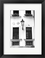 Framed Glimpses of Prague V