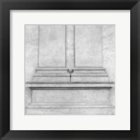 Framed Enduring Composition III