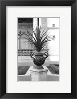 Framed Royal Urn I