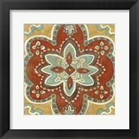 Framed Small Turkish Spice III
