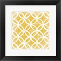 Framed Small Modern Symmetry VII