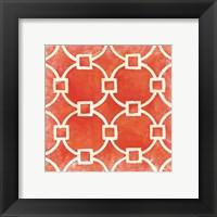 Framed Small Modern Symmetry VIII