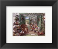 Framed Blossom Shoppe