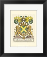 Framed Noble Heraldry I