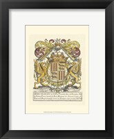 Framed Noble Heraldry II