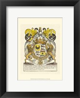 Framed Noble Heraldry III